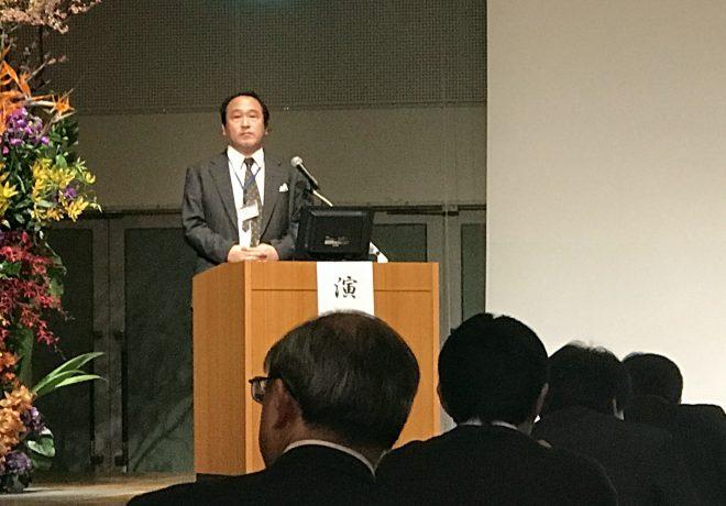 Update8甲状腺で講演する伊藤康弘医師
