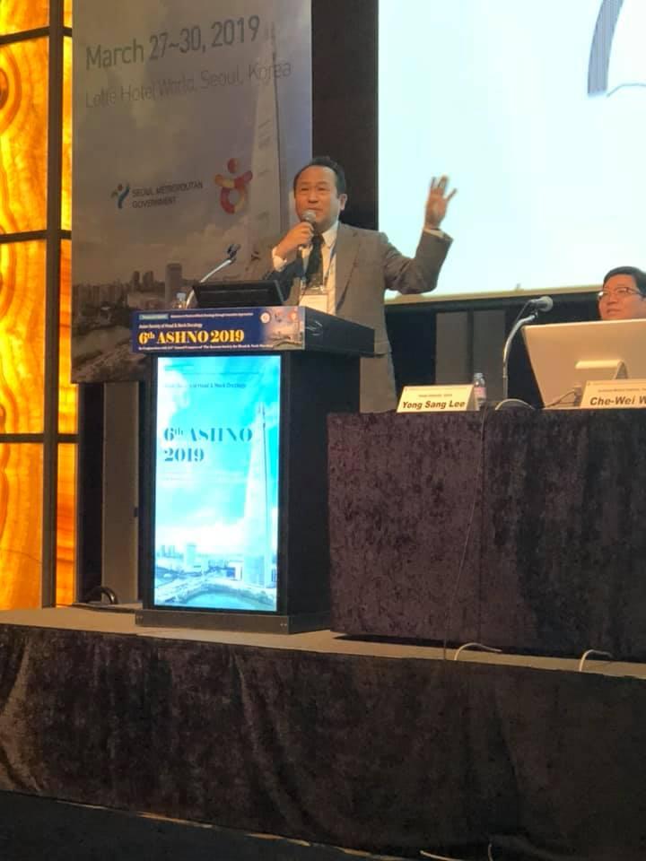 治験臨床試験管理科科長 伊藤康弘が韓国で講演